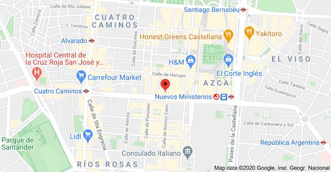 mapa oficina